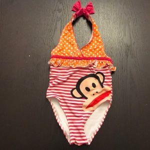 Paul Frank (Small Paul) Toddler Bathing Suit 2T